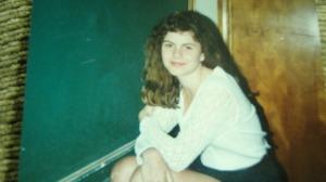 Me, at 14
